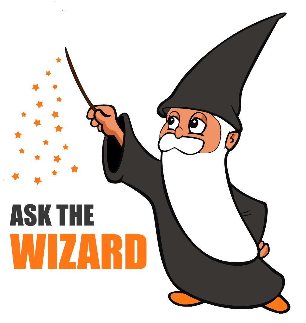 Ask the Wizard