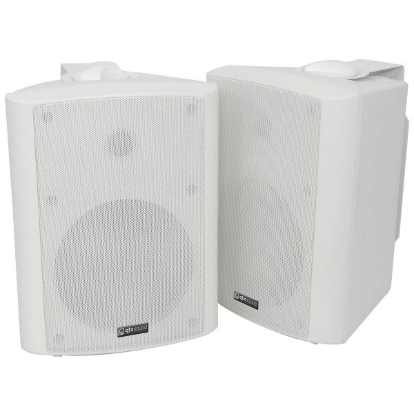 "Adastra BC6-W 6.5"", 120W Installation Speakers - White - Pair"