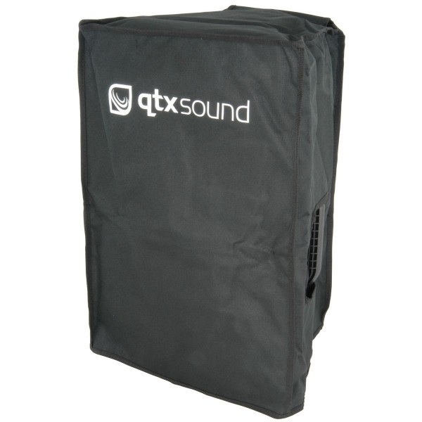 QTX Slip On Padded Speaker Cover for QR15