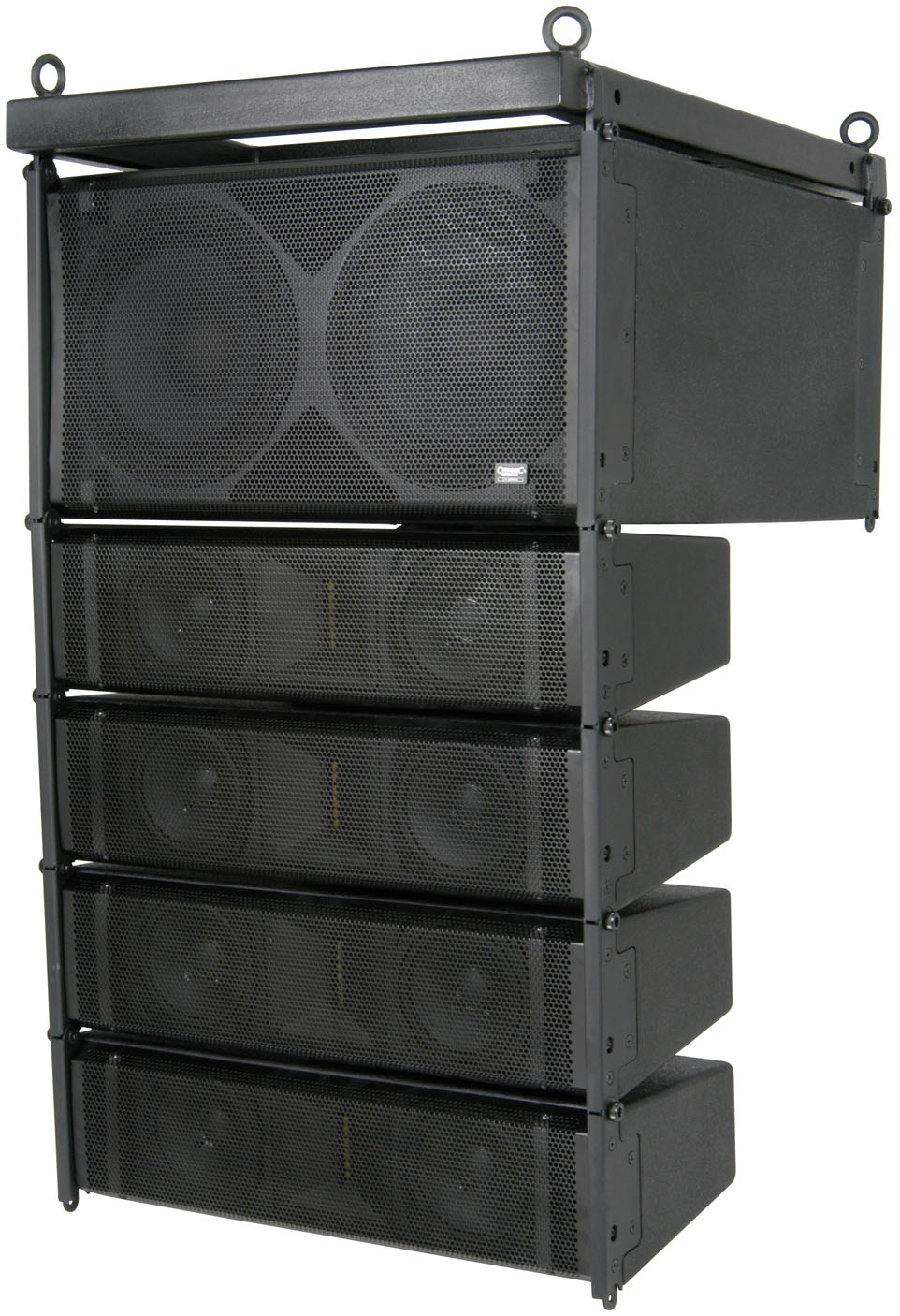 Citronic Cla 300 Active Line Array Speaker System 300w