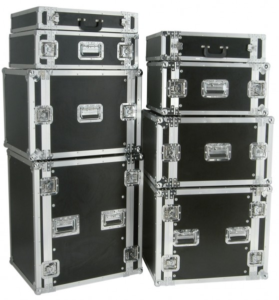 "Citronic Heavy Duty Ply 19"", 16U Flight Case"