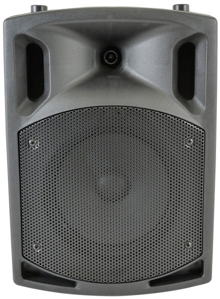 """QTX QX8BT 8"""", 200W Active ABS PA Speaker With Bluetooth - Single"""