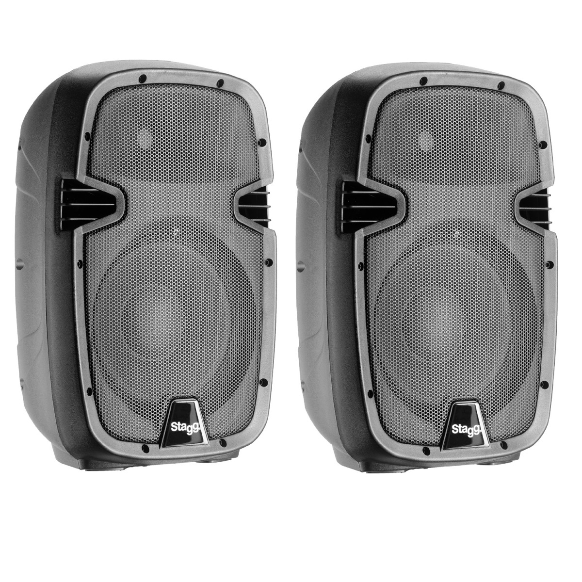 stagg riotbox8 bluetooth portable battery pa speaker 8 60w pair astounded. Black Bedroom Furniture Sets. Home Design Ideas