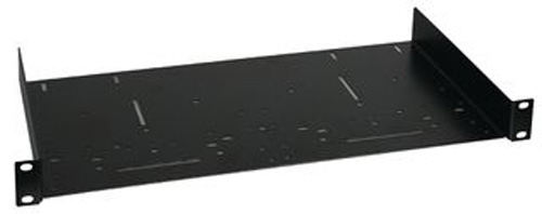 "Professional Heavy Duty 19"" Rack Shelf - 1U"