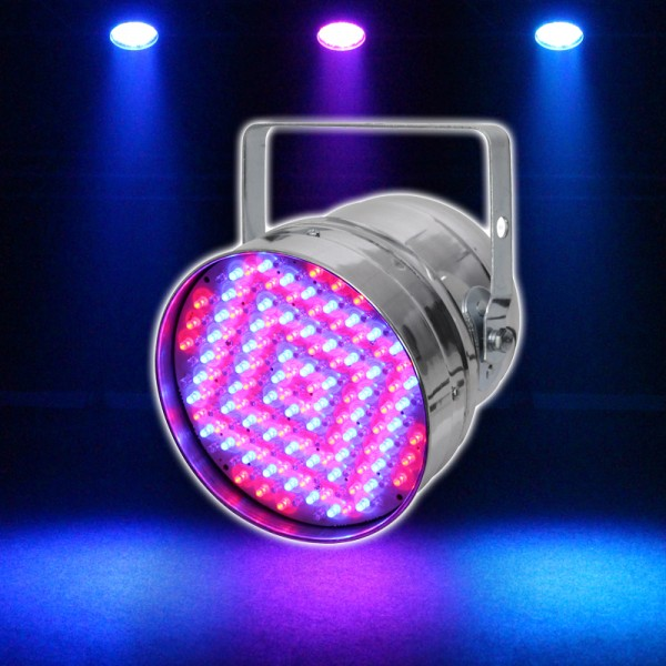 Equinox Party Par LED Par 56 Can Stage Wash Light - Polished