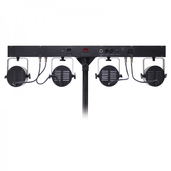Led Shop Lights Causing Radio Interference: Equinox Microbar Quad System LED Partybar Stage Lighting