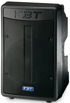 FBT AMICO 10 USB Integrated Active Portable PA System 2