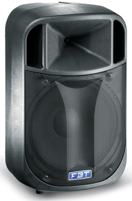 "FBT J12A - 12"", 450W Active Powered PA Speaker"