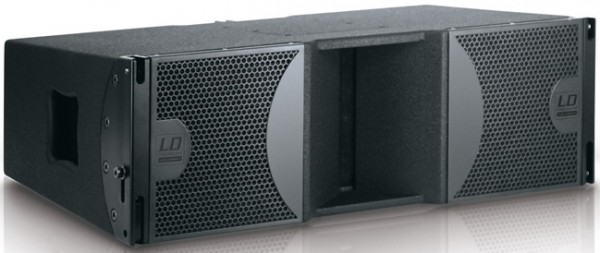 "LD Systems Premium Vue Line VA8 - Dual 8"" Line Array Speaker"