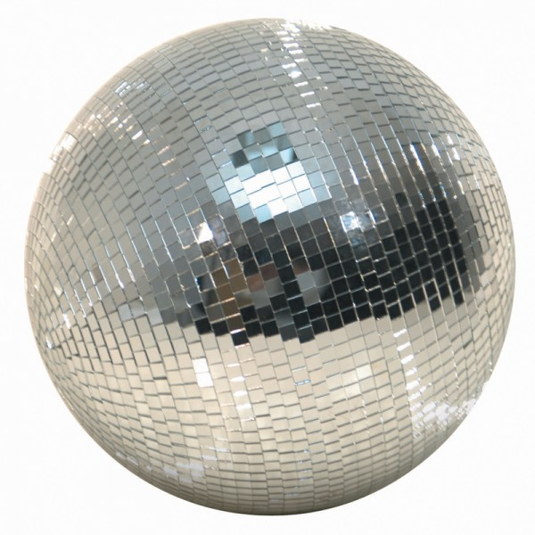 "American DJ 30cm (12"") Glass Mirror Ball"