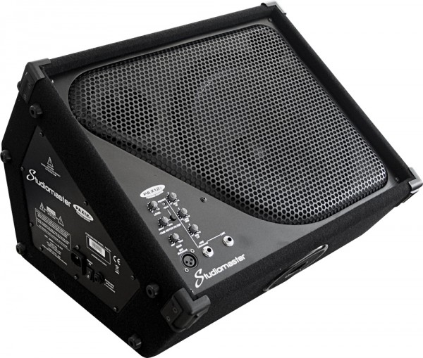 "Studiomaster PAX12+ - 12"", 120W Powered Stage Monitor"