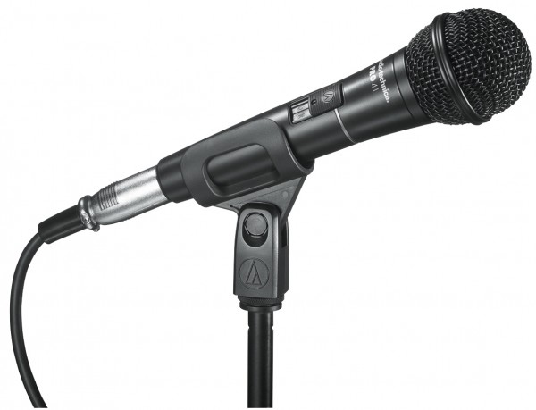 Audio Technica Pro 41 Cardioid Dynamic Handheld Microphone