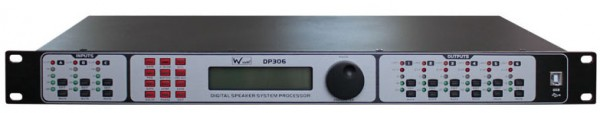 W Audio DP 306 Speaker Processor