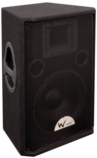 "W Audio DX12 - 12"", 200W Passive PA Speaker - Single"