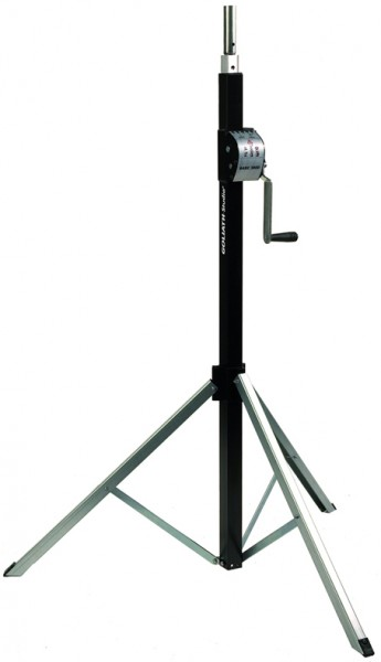 Goliath Studio BASIC 2800 2.8m 80kg Wind Up Stand With Adaptor