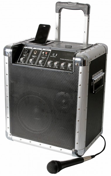 Pulse TREKKER i300 Portable PA System With iPod Dock