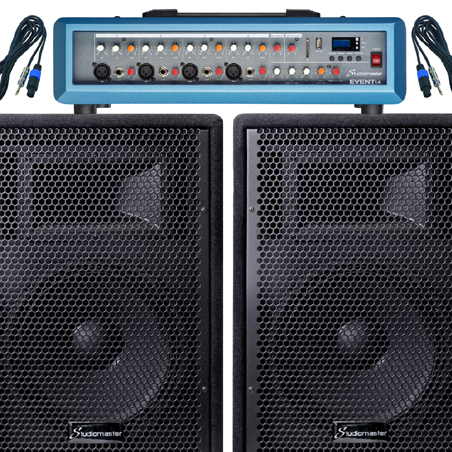 Acoustic PA Systems