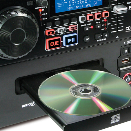 CD Players