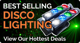 Best selling LED disco lights