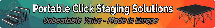 Portable Staging Solutions
