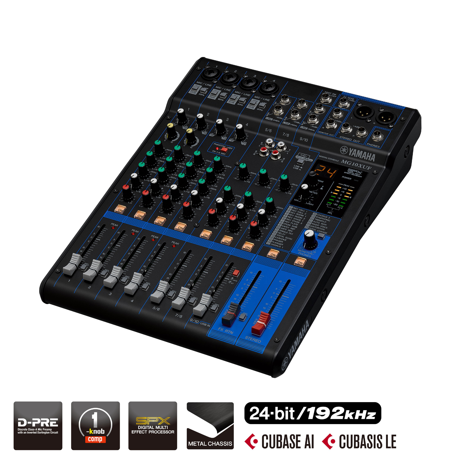yamaha mg10xuf 10 channel usb mixer with fx astounded. Black Bedroom Furniture Sets. Home Design Ideas