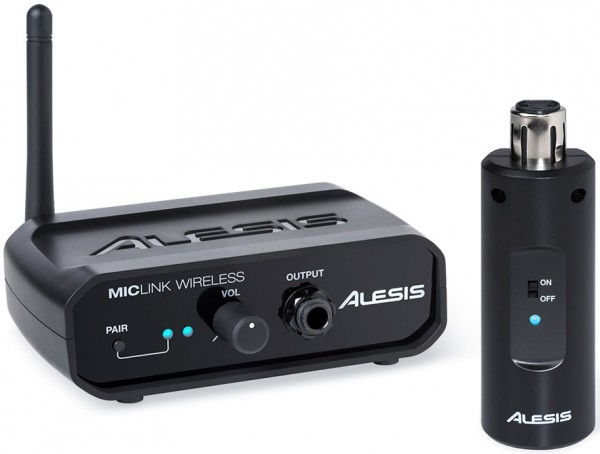 Alesis MicLink Wireless Digital Microphone Adapter