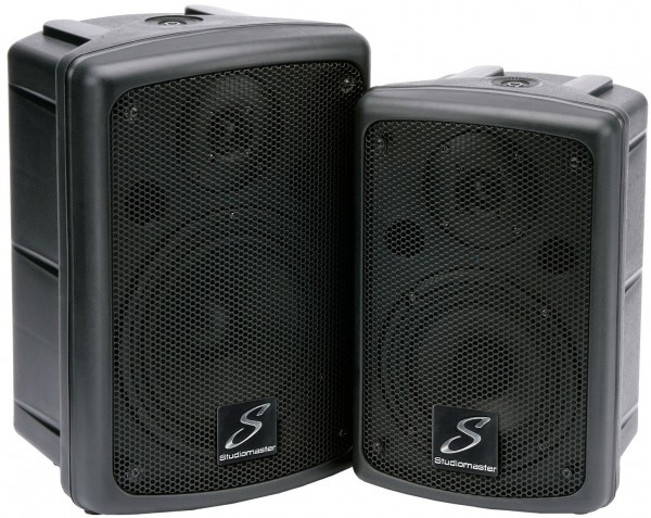 "Studiomaster PS6 - 6"", 60W Passive Installation Speaker /Monitor"