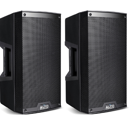Powered PA Speakers - Pairs