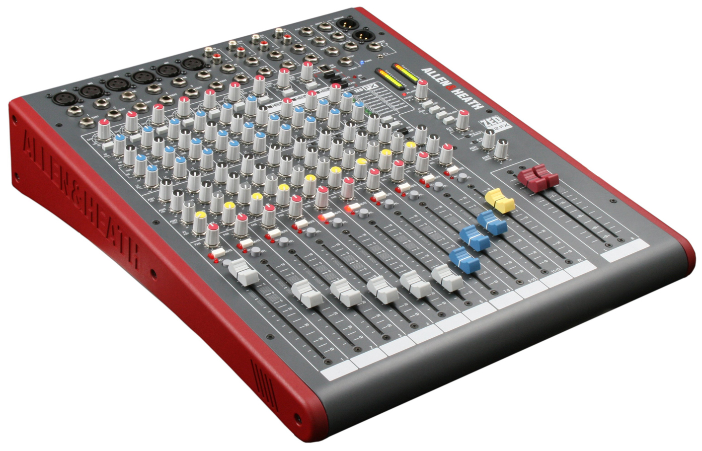 allen heath zed 12fx 12 channel mixing desk with effects astounded. Black Bedroom Furniture Sets. Home Design Ideas