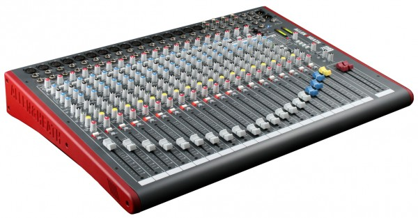 Allen & Heath ZED-22FX 22 Channel Mixing Desk with Effects