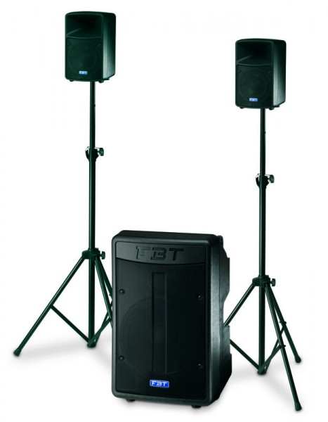 FBT AMICO 10 USB Integrated Active Portable PA System